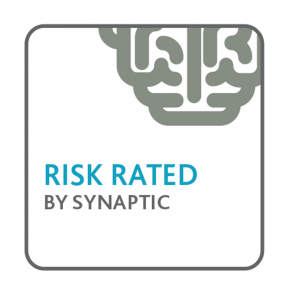Risk Rated by Synaptic logo