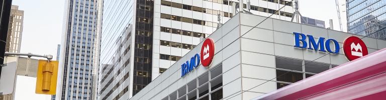 BMO headquarters in London