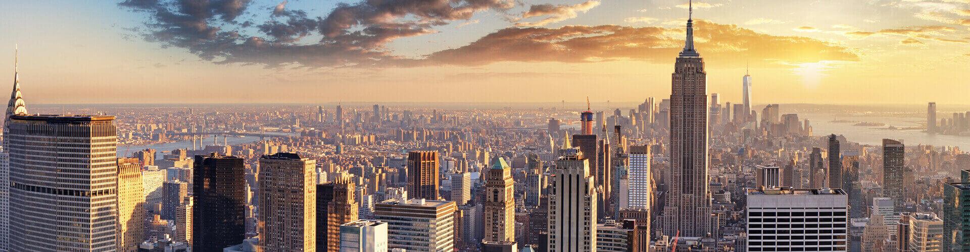 Market Digest New York Skyline