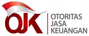 Logo of Otoritas Jasa Keuangan