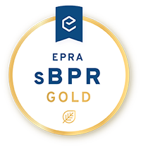 Label of EPRA s BPR GOLD