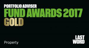 Fund awards 2017 sign