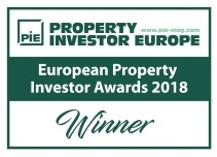 European property investor awards