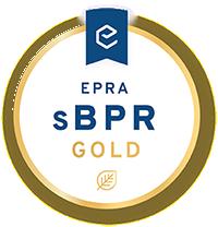sBPR gold medal