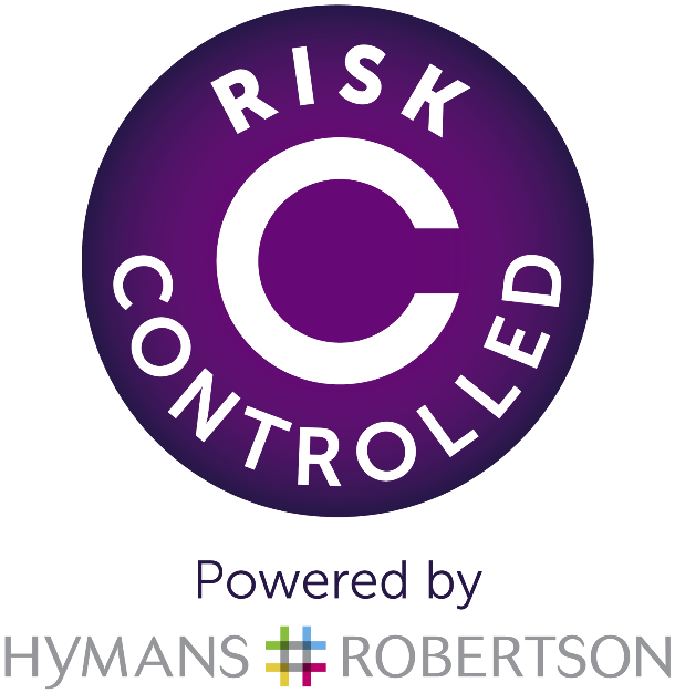 SimplyBiz Risk Controlled logo