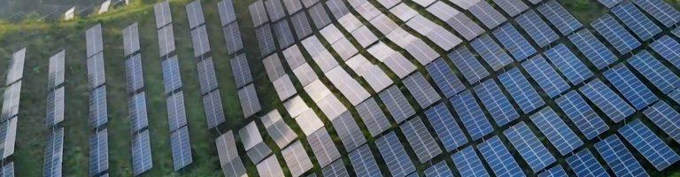 Solar Pannels Farm