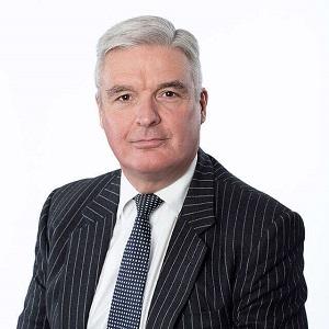 Tony Cousins, MA (Hons), CFA