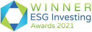 ESG Investing Awards 2021 - Winners logo