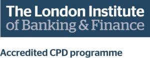 The London Institute of Bankin&Fiance logo