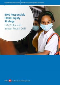 BMO responsible global equity strategy - document cover
