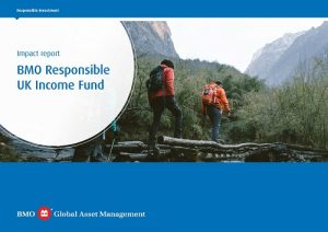 Bmo responsible UK income fund - document cover