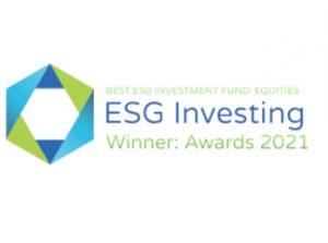 ESG Investigation awards winner 2021