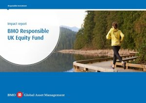 BMO responsible UK equity fund - document cover