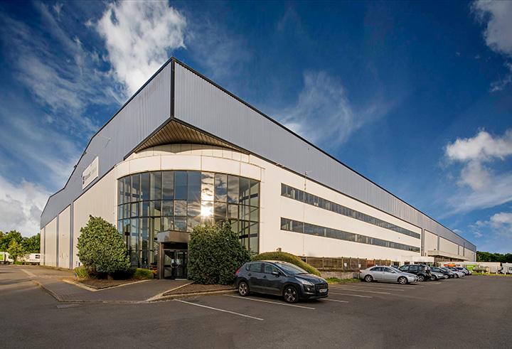 Bidvest Banbury building