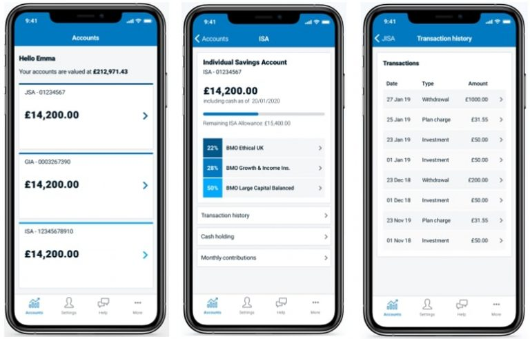 The BMO UK App